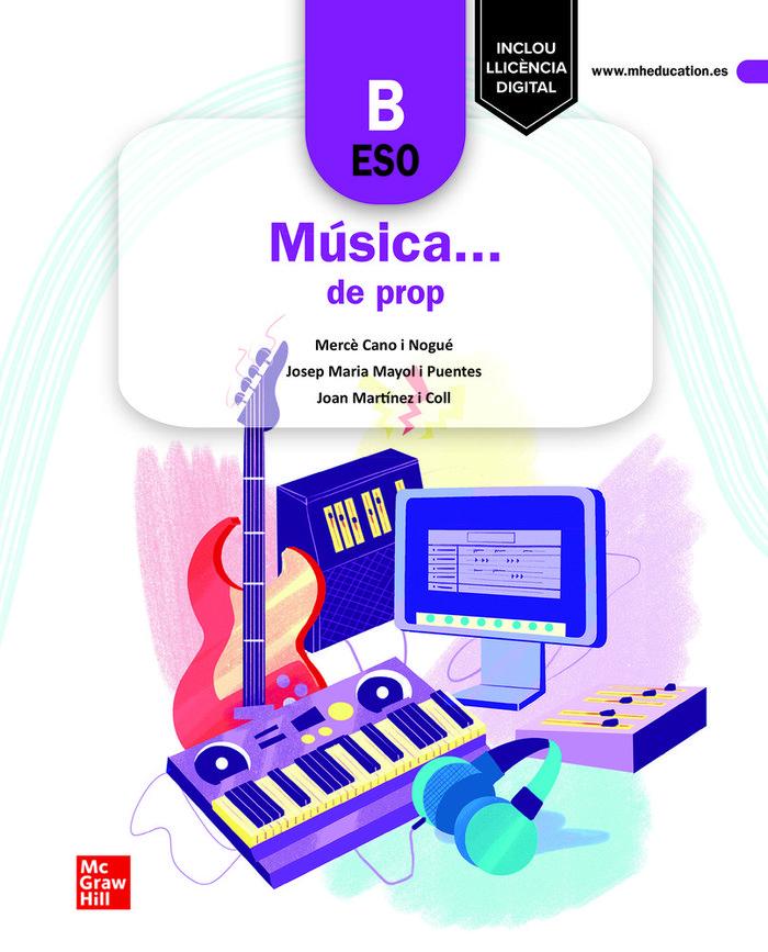 Musica per a tohom 2 3º eso 2019