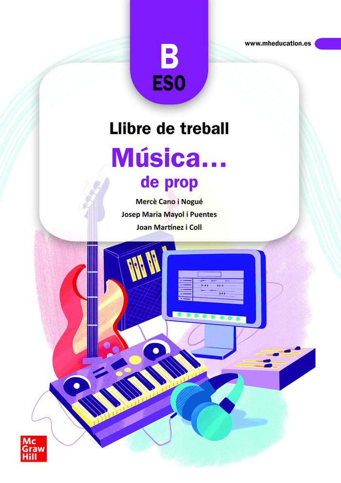 Musica eso b llibre de treball