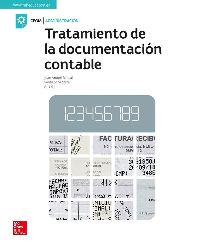 Tratamiento documentacion contable gm 19 cf