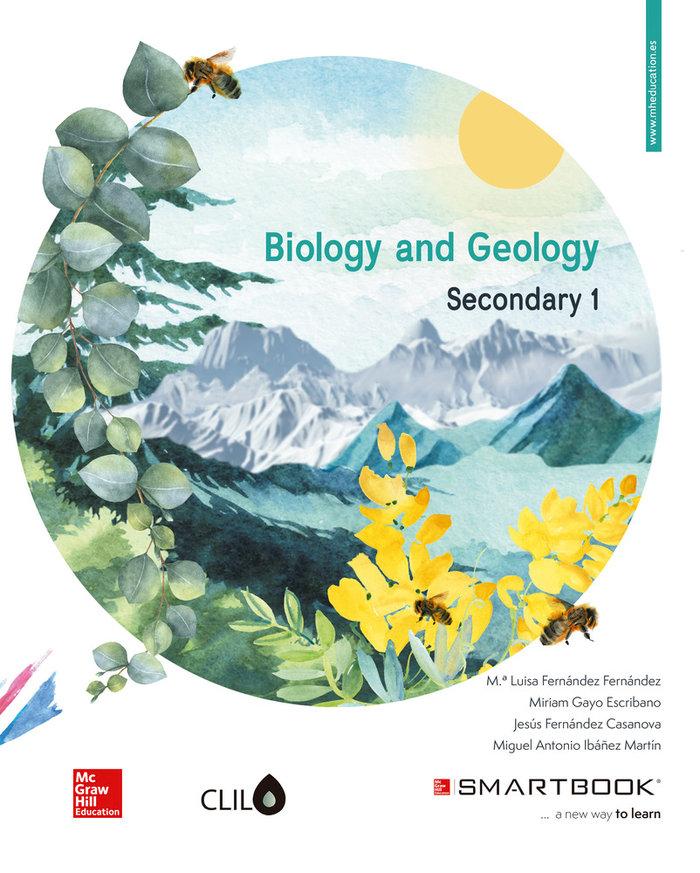 Biology geology 1ºeso 19 nova +smartbook clil