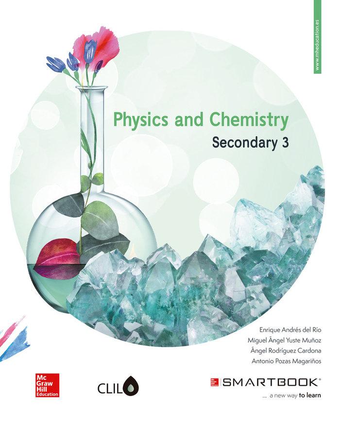 Physics chemistry 3ºeso 19 +smartbook clil