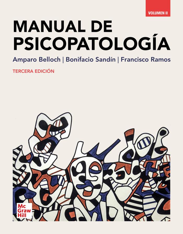 Manual de psicopatologia ed.2020