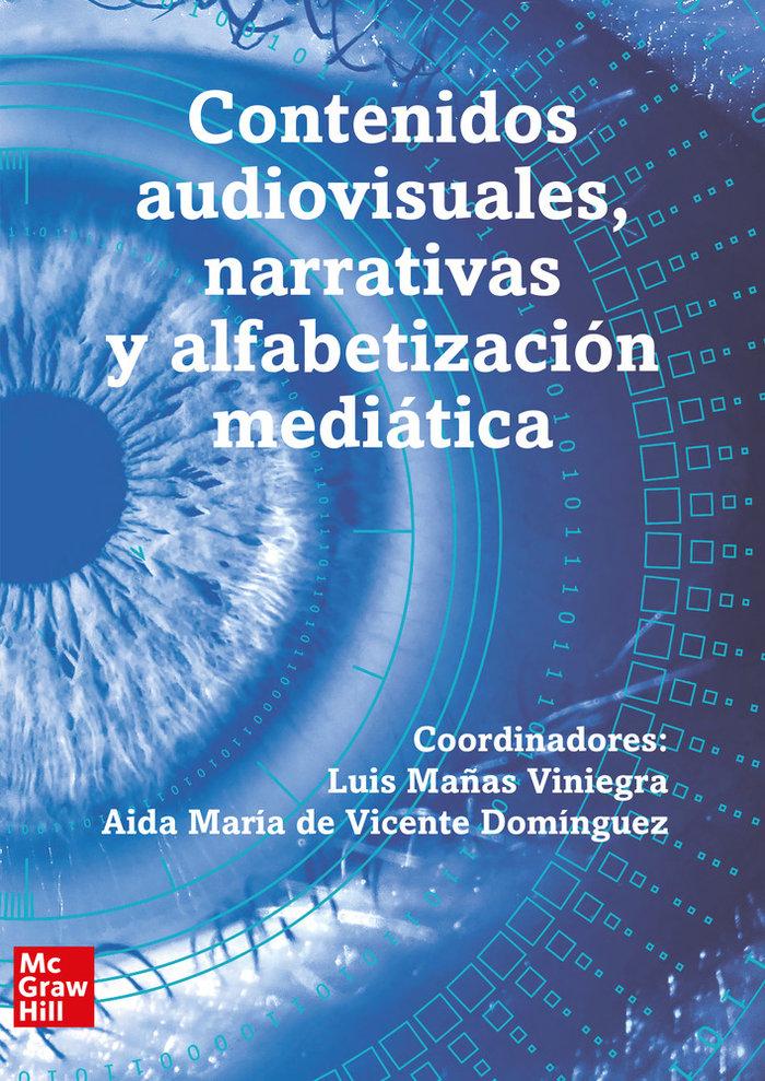 Contenidos audiovisuales-narrativas . libro digital