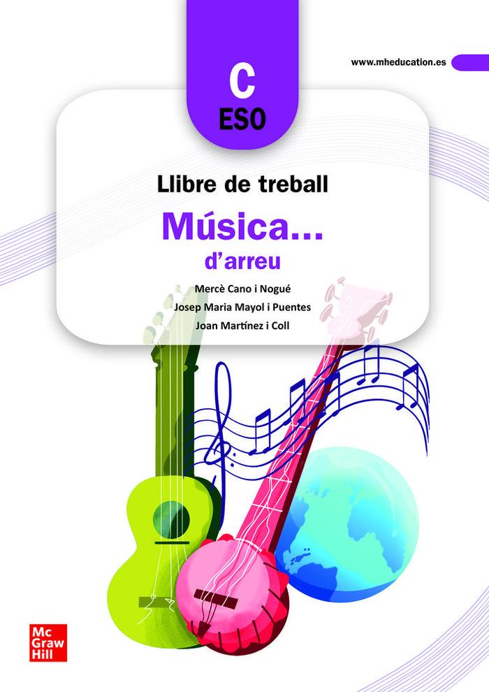 Quadern musica 4ºeso catalan 20 d'arreu