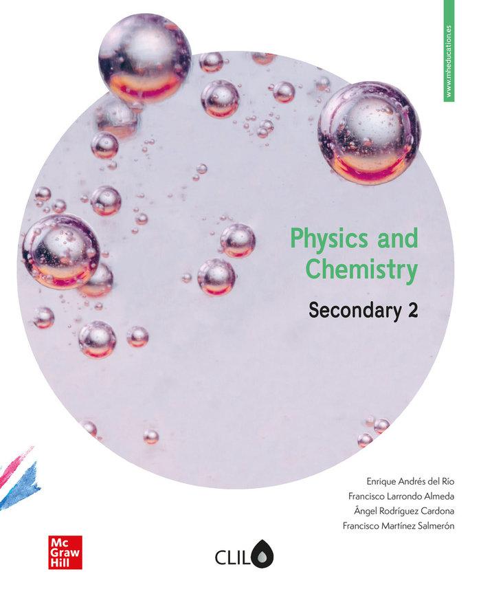 Physics chemistry 2ºeso 20 clil