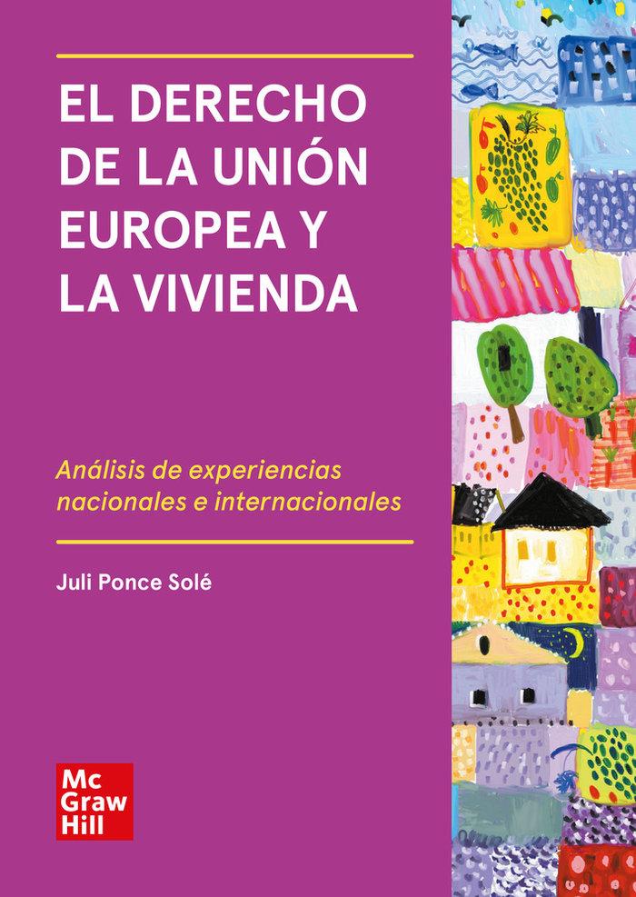 El derecho de la union europea y la vivienda