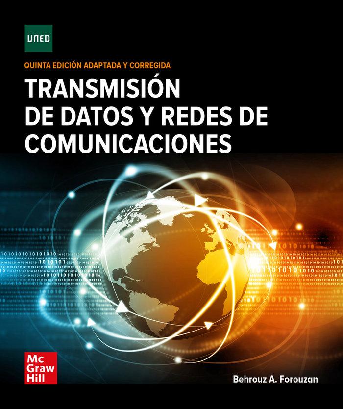 Transmision de datos y redes de comunicaciones 5ªed