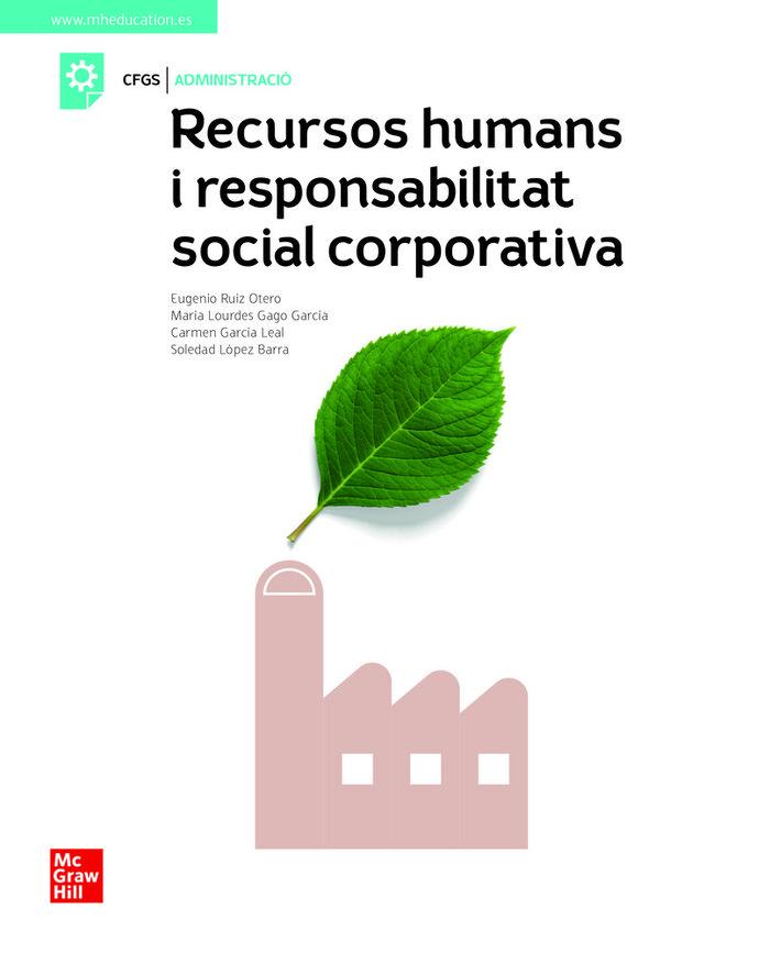 Recursos humans responsab.social corpor. gs 21 cf