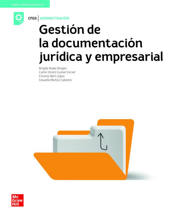 Gestion documentacion juridica empres. gs 21 cf