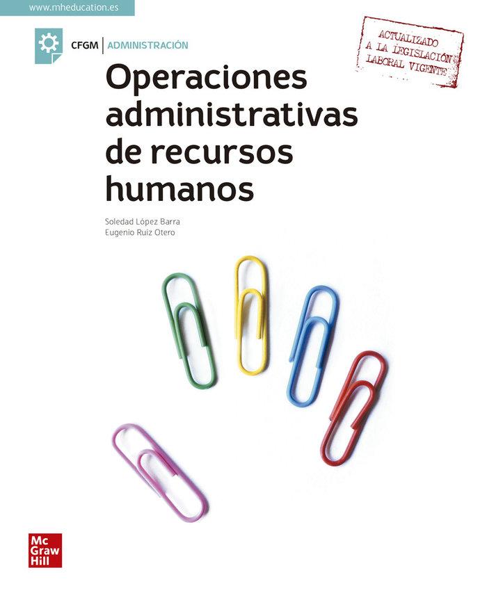 Operaciones administ. recursos humanos gm 21 cf