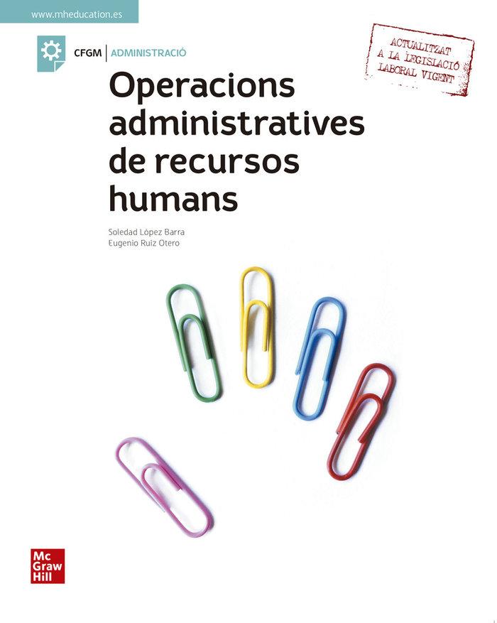 Operacions administrat.recursos humans gm 21 cf