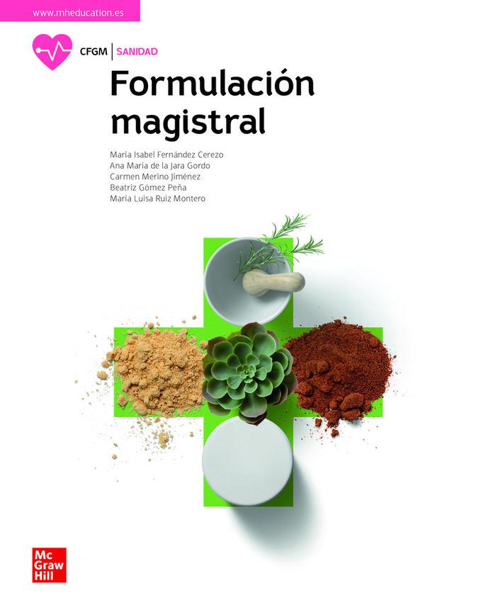 Formulacion magistral gm 21 cf