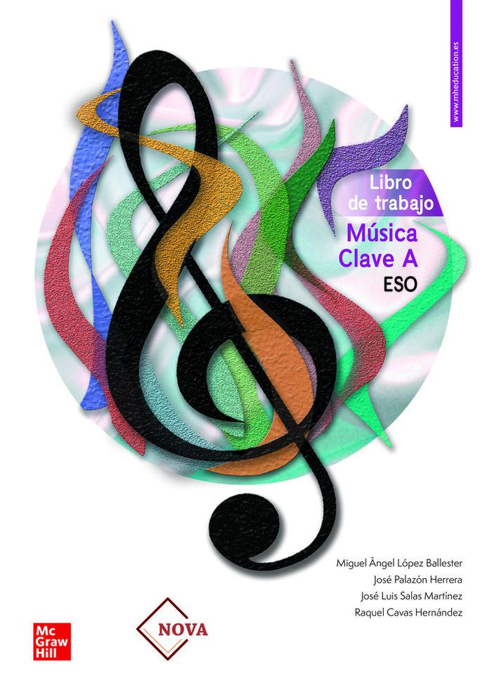 Musica cuaderno 2º/3ºeso clave a nova 21
