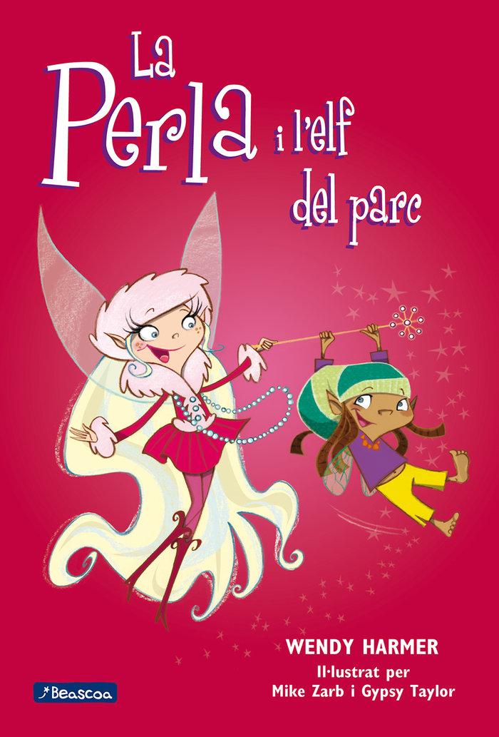 Perla i l'elf del parc (la perla 5),la