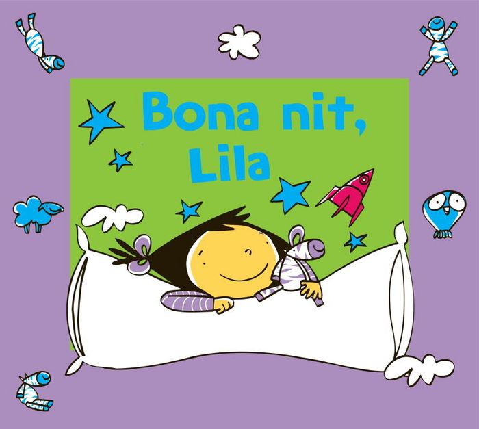 Bona nit, lila (la lila)