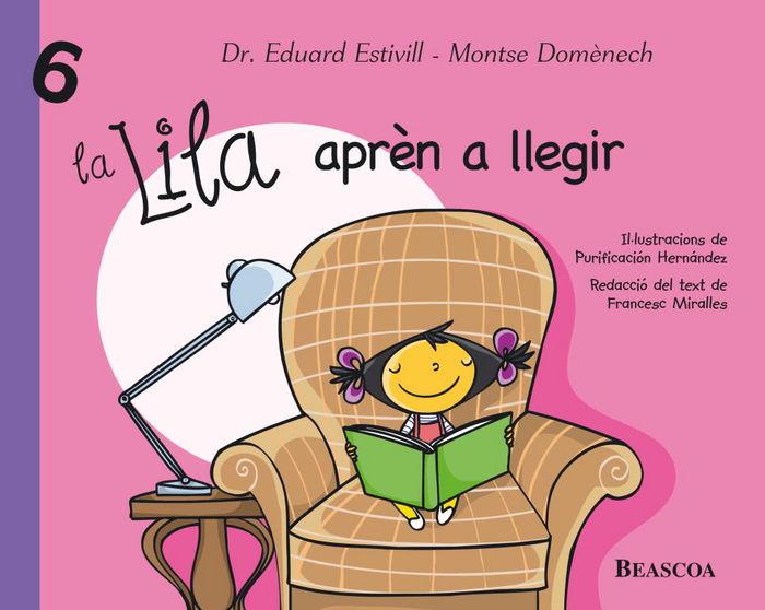 Lila apren a llegir (la lila),la