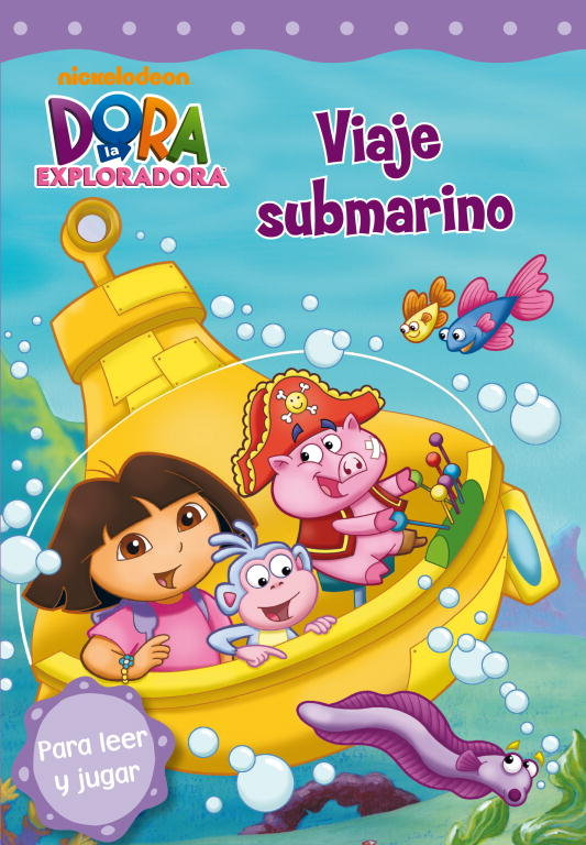 Viaje submarino dora exploradora