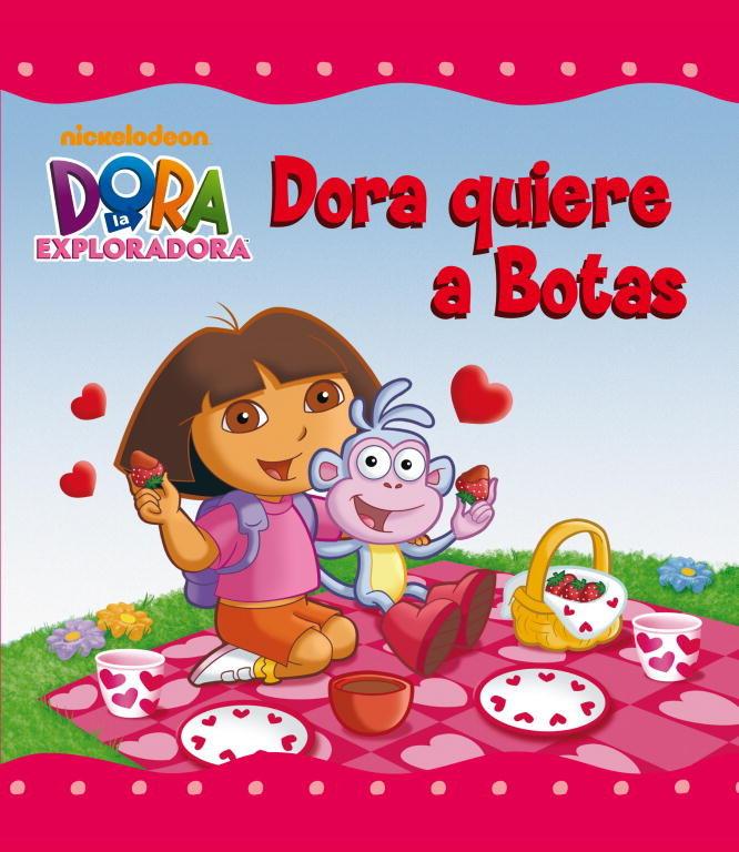 Dora quiere a botas