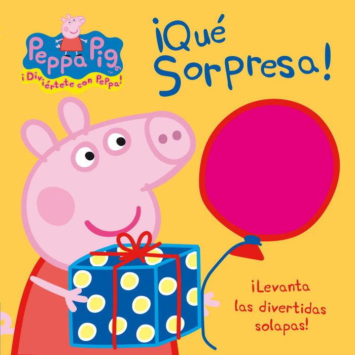 Que sorpresa peppa pig