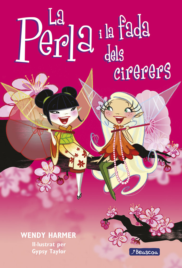 Perla i la fada dels cirerers (la perla 12),la