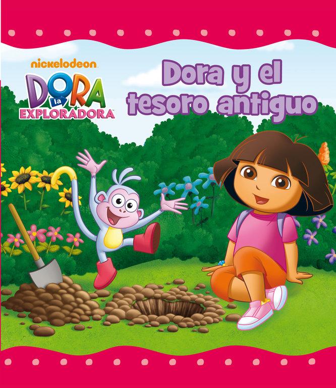 Dora y el tesoro antiguo