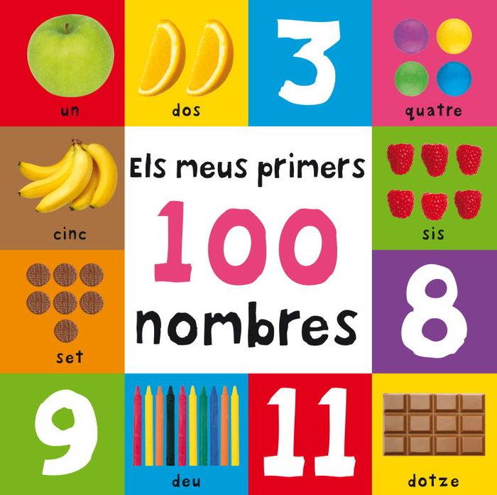 Meus primers 100 nombres