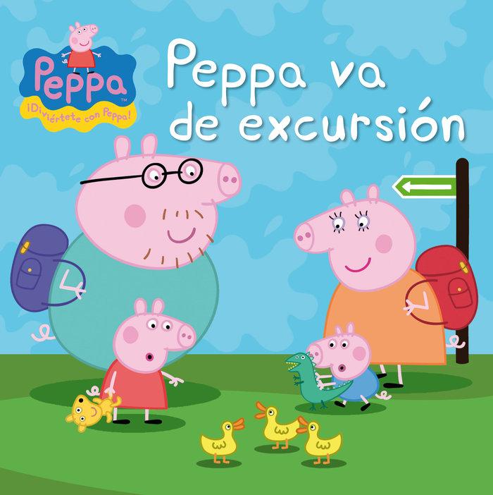 Peppa va de excursion 16
