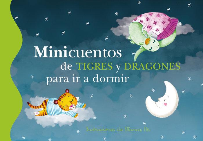 Minicuentos de tigres y dragones para dormir