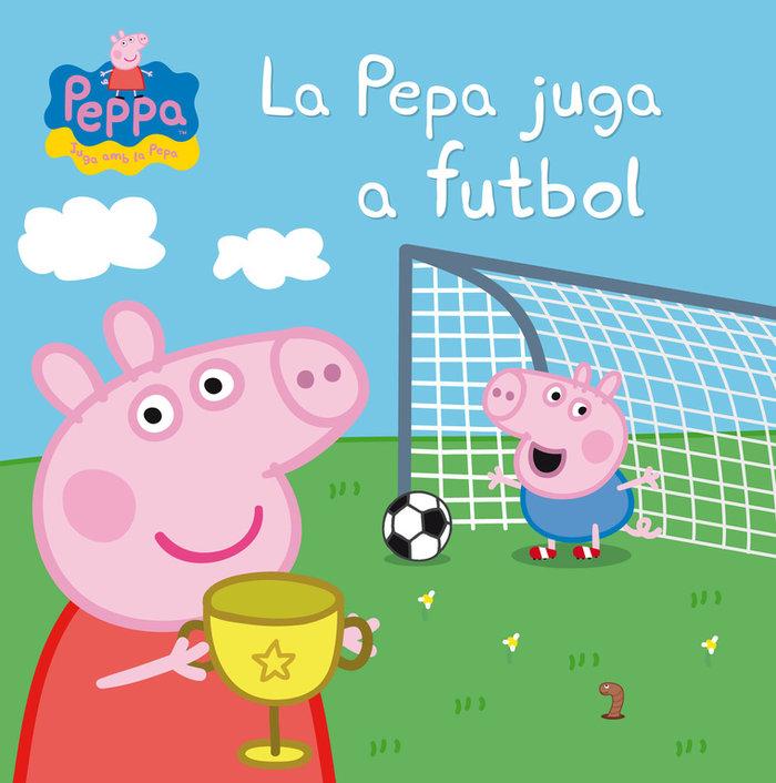 Pepa juga a futbol,la (porqueta pepa)