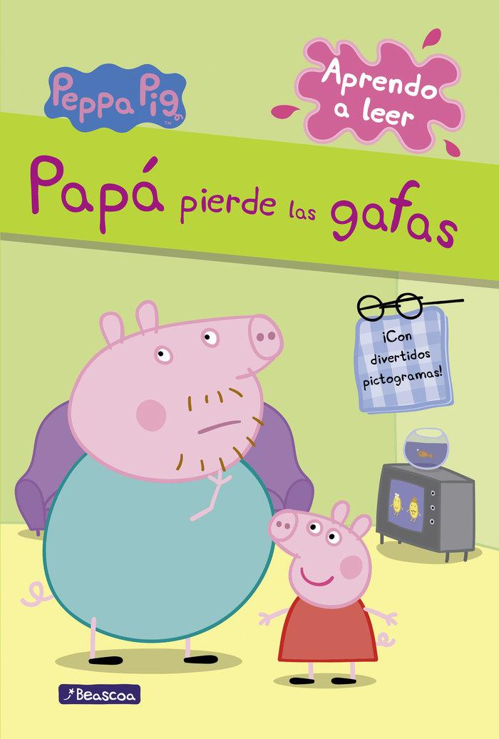 Papa pierde las gafas