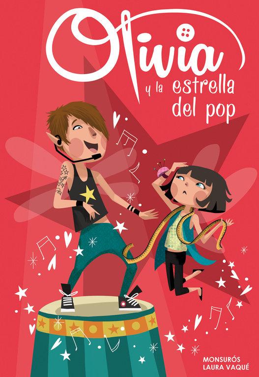 Olivia y la estrella del pop