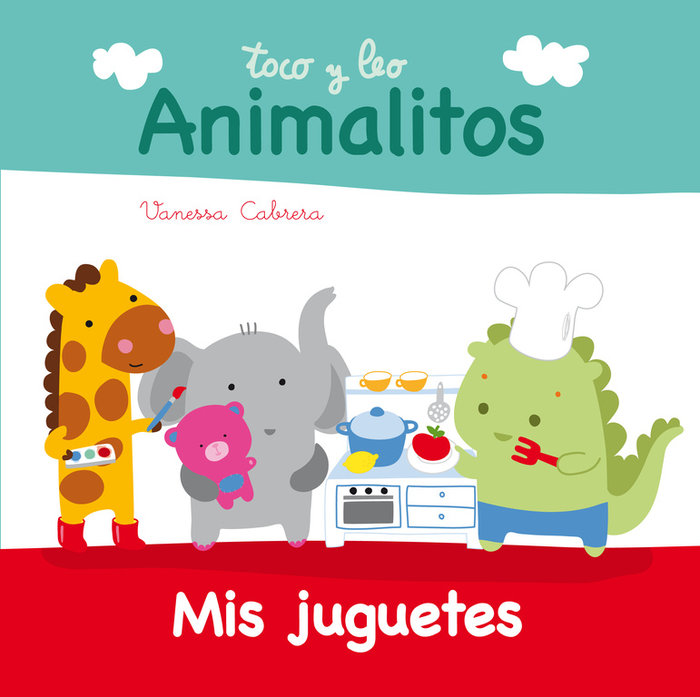 Animalitos mis juguetes