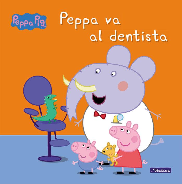 Peppa pig va al dentista