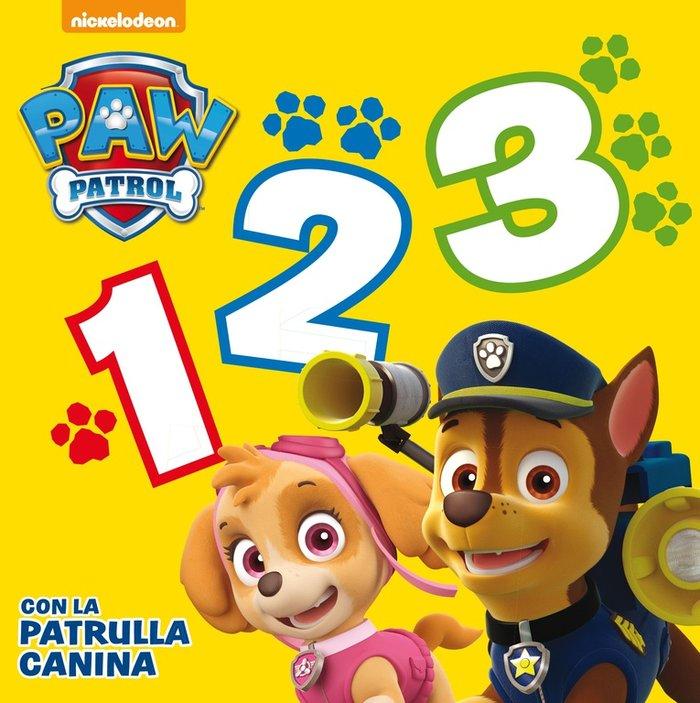 1 2 3 con la patrulla canina
