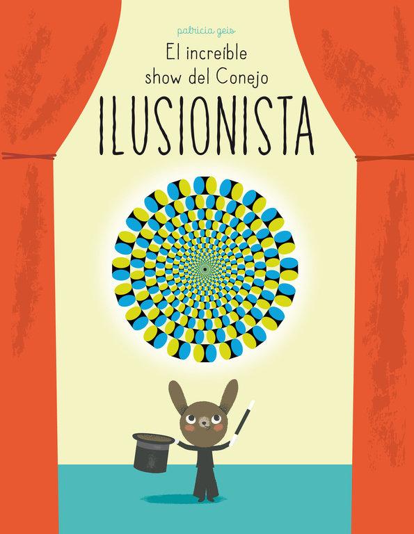 Increible show del conejo ilusionista,el