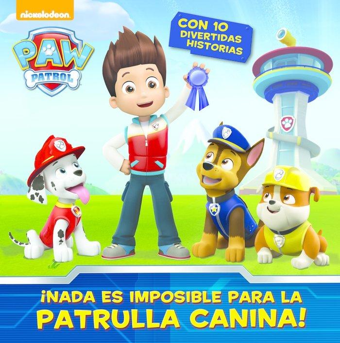 Patrulla canina nada es imposible para la patrulla canina