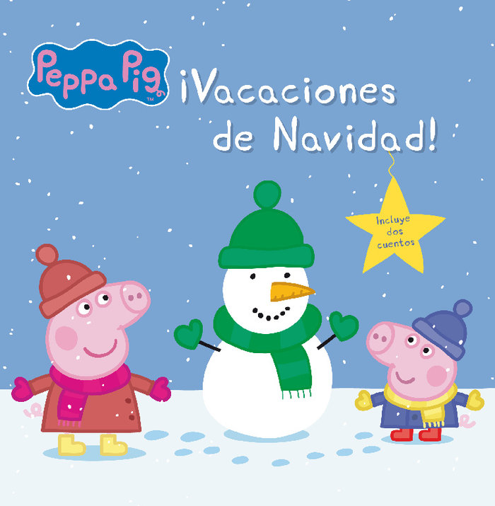 Peppa pig¡vacaciones de navidad