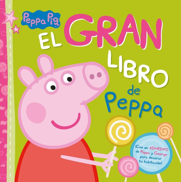 Peppa pig el gran libro de peppa