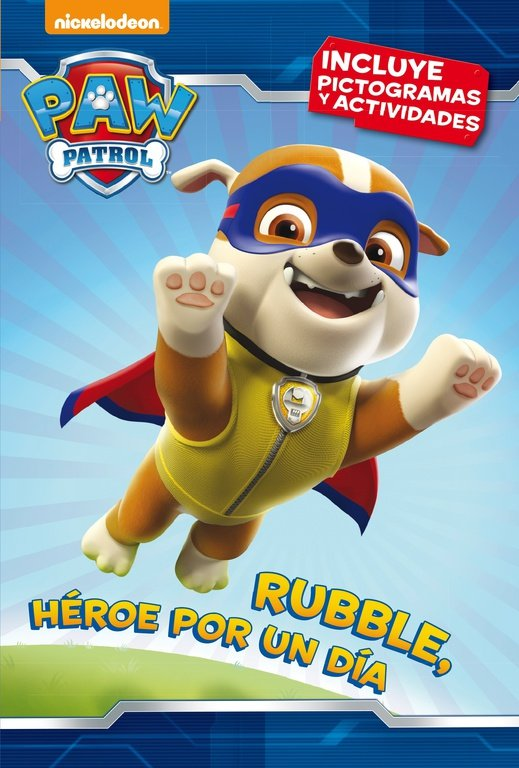 Rubble heroe por un dia patrulla canina