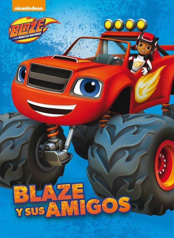 Blaze y sus amigos primeras lecturas