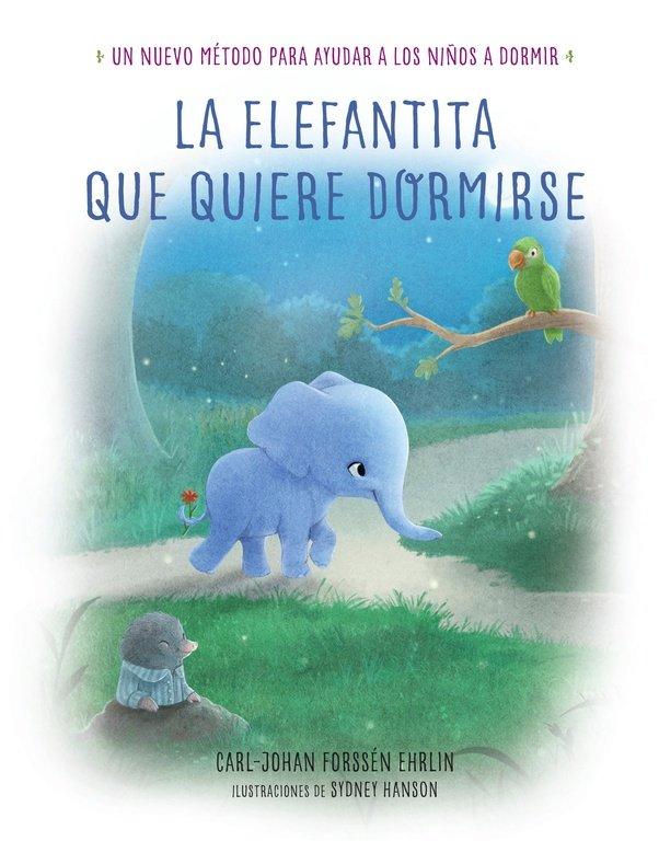 Elefantita que quiere dormirse,la