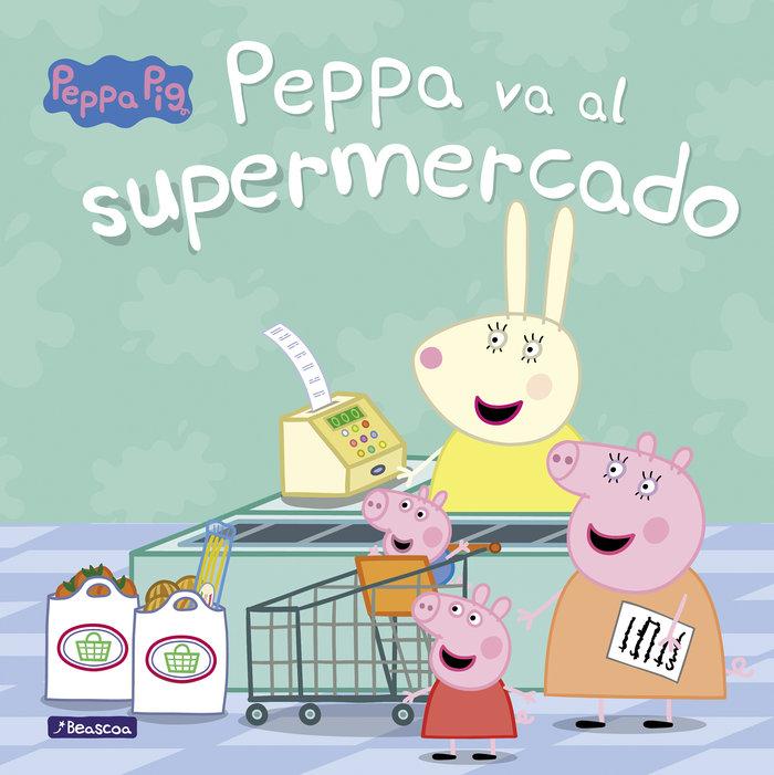 Peppa va al supermercado peppa pig primeras lecturas