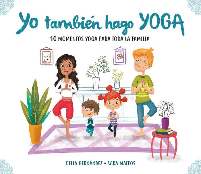 Yo tambien hago yoga