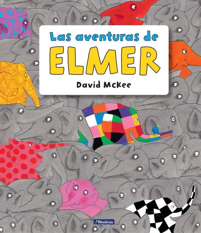 Aventuras de elmer (elmer. album ilustrado),las
