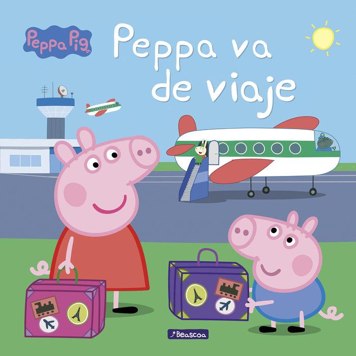 Peppa va de viaje peppa pig primeras lecturas
