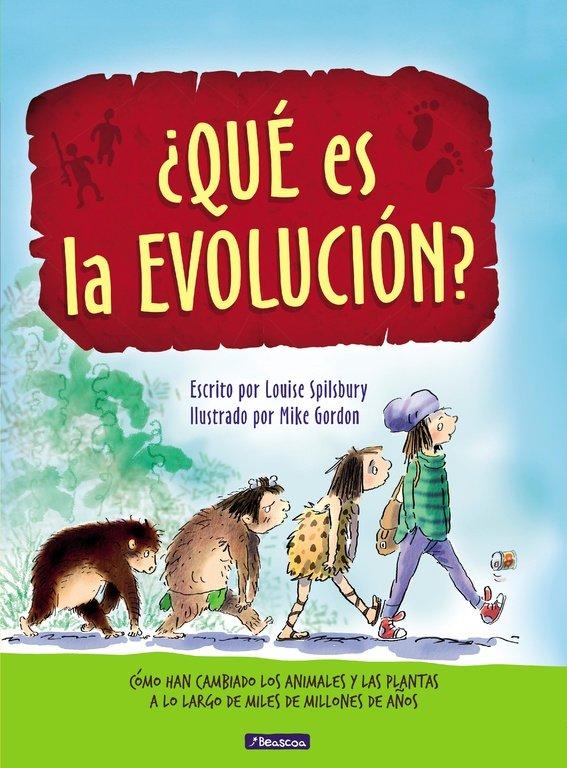 Que es la evolucion