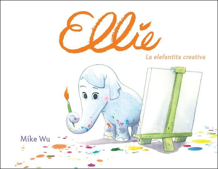 Ellie la elefantita creativa
