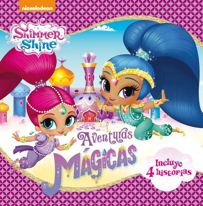 Aventuras magicas (shimmer & shine. primeras lecturas)