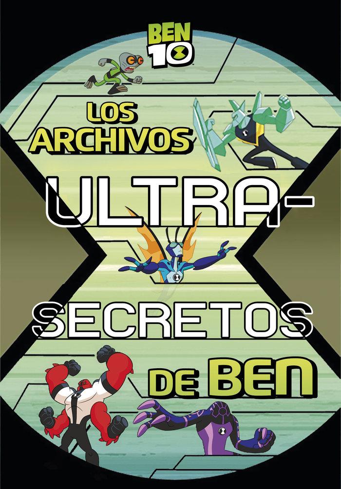 Archivos ultra-secretos de ben