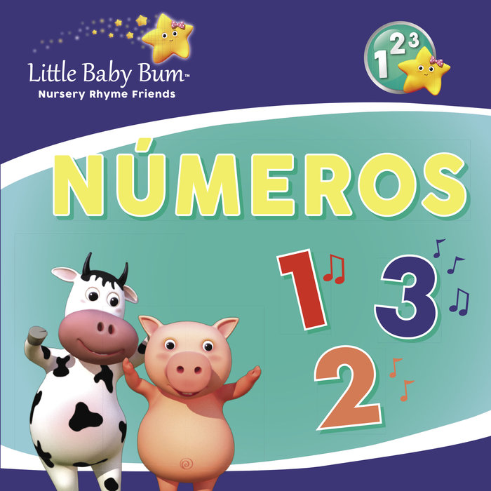 Numeros little baby bum primeras lectura